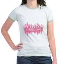 Forks - Washington (in girly T