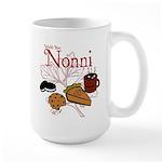 World's Best Nonni Large Mug