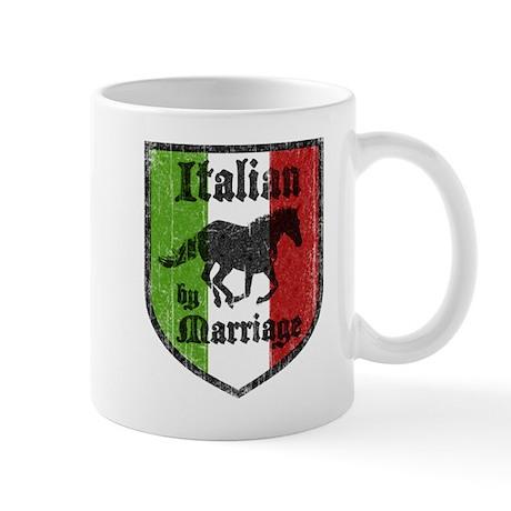 Italian by Marriage Mug