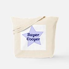 Super Cooper Tote Bag
