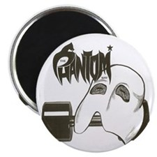 "Phantom 2.25"" Magnet (10 pack)"