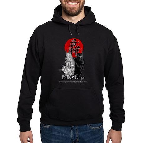 BJK Ninja Hoodie (dark)