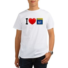 I Love Highway 61 T-Shirt