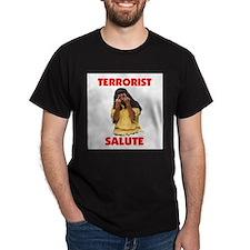 SALUTE THEM BACK T-Shirt