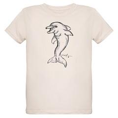 Dolphin Sketch T-Shirt