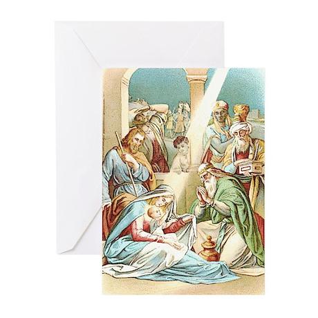 Nativity Greeting Cards (Pk of 20)