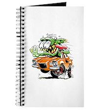 Chevy Camaro Monster Car Journal