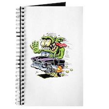 1955 Chevy Belair Monster Car Journal