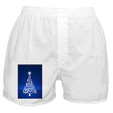 Blue Tree Boxer Shorts