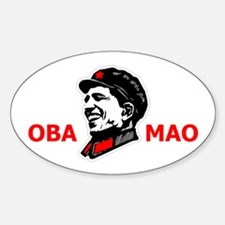 OBA MAO Oval Decal