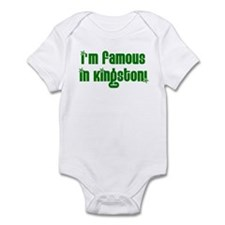 Famous in Kingston! Infant Bodysuit