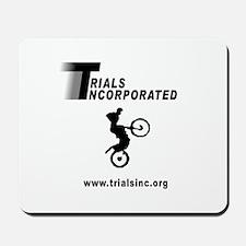 Trials Inc Mousepad