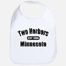 Two Harbors Established 1888 Bib