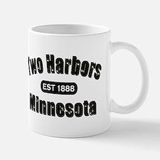 Two Harbors Established 1888 Mug