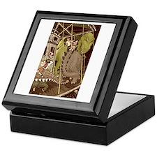 Carousaur Keepsake Box
