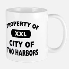 Property of City of Two Harbors Mug