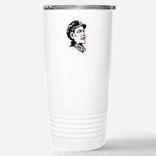 Oba mao Travel Mug