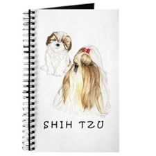 Shih Tzu Original SP Journal