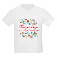 Twilight Mom Daughter T-Shirt