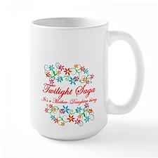 Twilight Mom Daughter Mug