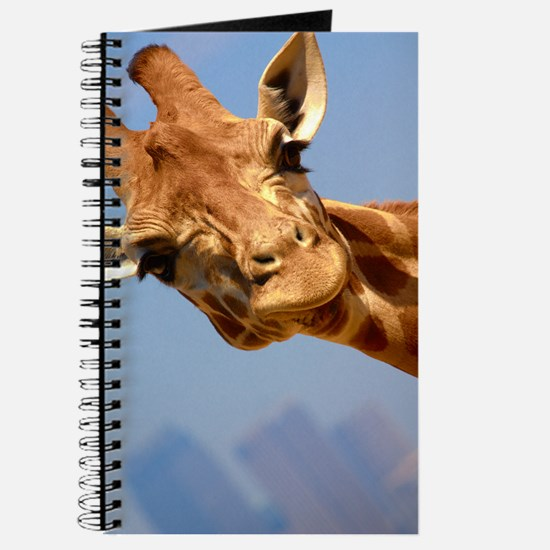 Cute Giraffe Journal