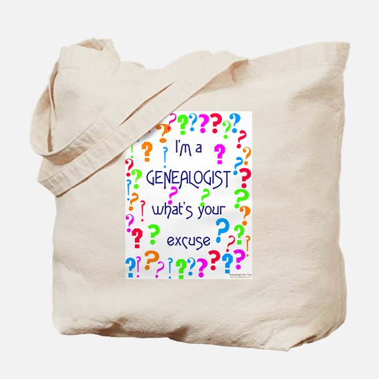 Genealogy For You<br> Tote Bag