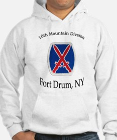 10TH MOUNTIAN DIV Hoodie