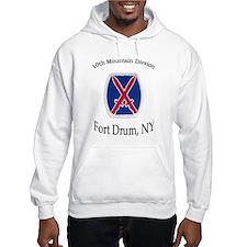 10TH MOUNTIAN DIV Hoodie Sweatshirt