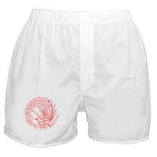 Traditional Chinese Phoenix Boxer Shorts