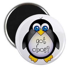 Cute Got Oboe Magnet