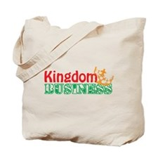 Cute Business holiday Tote Bag