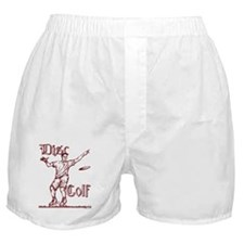 Disc Golfer Ron Boxer Shorts