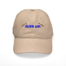 ukulele uke Baseball Cap