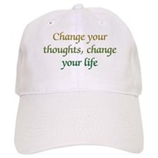 Change Your Thoughts Baseball Cap