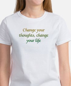Change Your Thoughts Tee