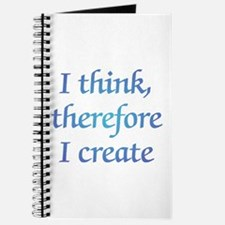 Therefore I Create Journal