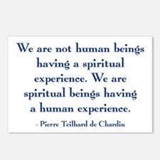 Spiritual Experience Postcards (Package of 8)