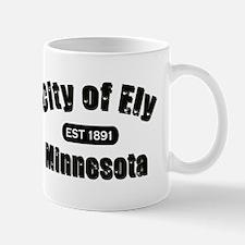 Ely Established 1891 Mug