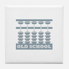 The Mighty Abacus Tile Coaster