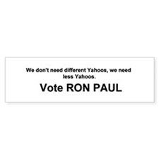 Vote Ron Paul