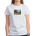 Court House Butte Women's T-Shirt