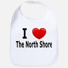 I Love The North Shore Bib