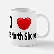I Love The North Shore Mug
