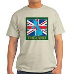 England Map Light T-Shirt