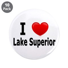 I Love Lake Superior 3.5