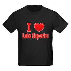 I Love Lake Superior T