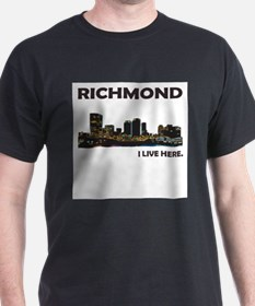Cute Richmond va running T-Shirt