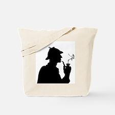Sherlock, Pondering Tote Bag