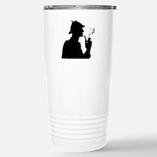 Sherlock, Pondering Travel Mug