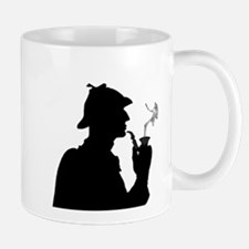 Sherlock, Pondering Mug